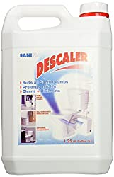 Saniflo 052 Descaler, 1.25-Gallon