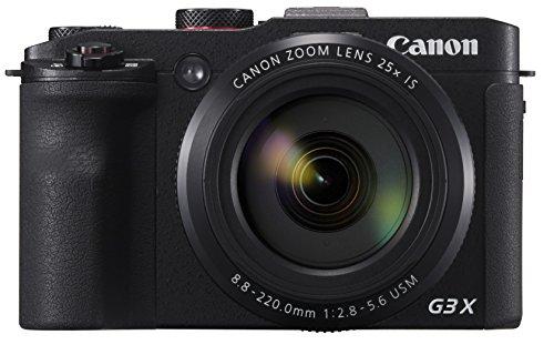 Canon デジタルカメラ PowerShot G3X 広角24mm 光学25倍ズーム PSG3X
