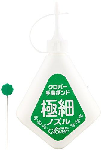 Clover 手芸ボンド 極細ノズル 60g入り 58-437
