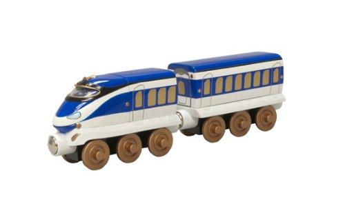 Chuggington Wooden Railway Chug-A-Sonic Hanzo