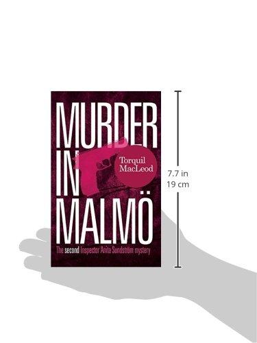 Murder in Malmo: The Second Inspector Anita Sundstrom Mystery (Inspector Anita Sundstrom Mysteries)