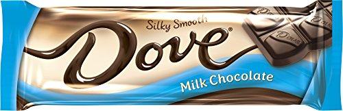 Dove Milk Chocolate Singles, 1.44-Ounce (Pack