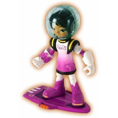 Miles From Tomorrowland Small Figure, Loretta Callisto is a Brilliant Computer Coder and Great Older Sister to Miles