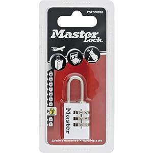Master Lock Cadenas en aluminium