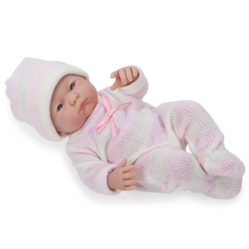 Jc Toys Mini La Newborn C Baby Doll