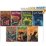 Harry Potter 7, Hardcover Books, Complete Set, Scholastics, J.k. Rowlings