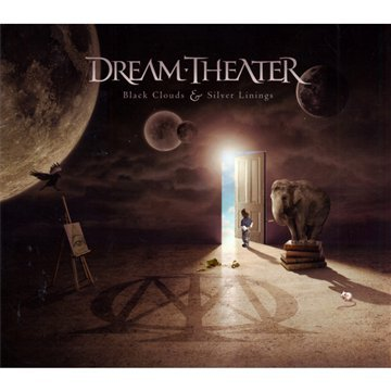 Dream Theater - Black Clouds & Silver Linings (3 CD Special Edition) - Zortam Music