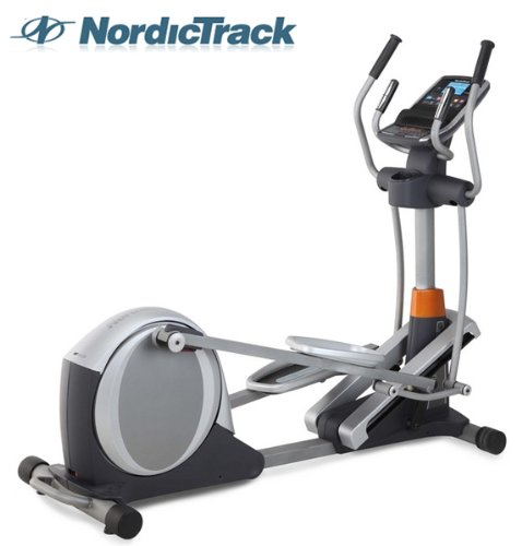Elliptical Trainer Reviews: Nordic Track E11.0 Elliptical