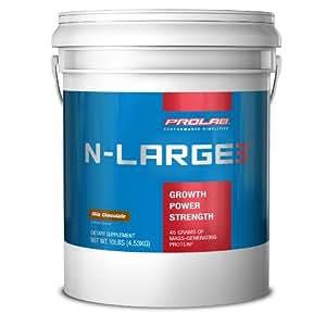 Prolab N-Large2, Chocolate, 10 lb (4.5 kg)