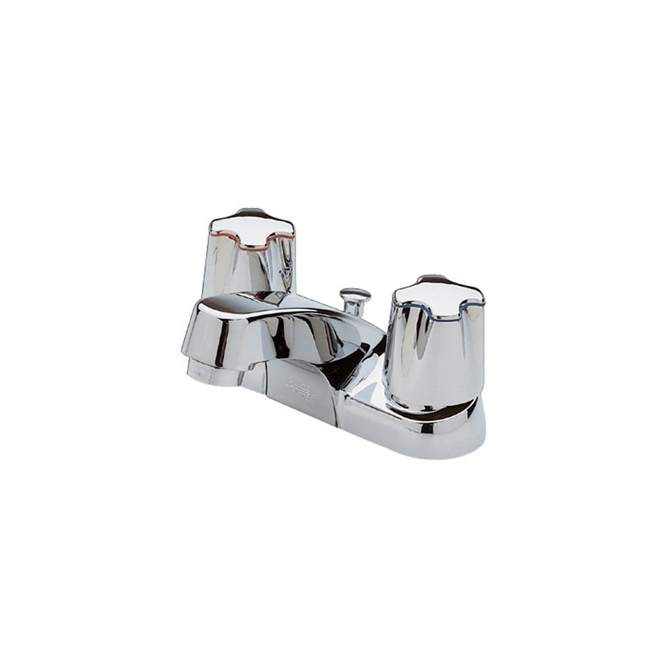 Price Pfister T43 121 Bedford 4 Faucet With Metal Pop Up