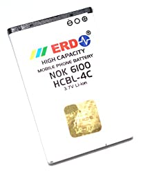 ERD Nokia Compatible Battery HCBL-4C