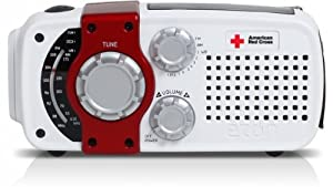 Eton NFR170WXR AM/FM Weather Alert Radio with USB Charger