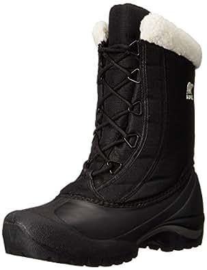 Sorel Women's Cumberland NL1436 Boot, Black, 5 M