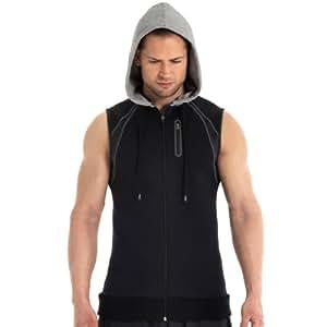 Amazon.com: Zaggora Men's Body Warmer, Black, Large: Sports & Outdoors