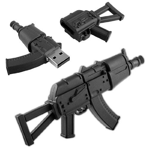 8Gb 8G Cartoon Gun Shape Usb Flash Drive Usb Flash Disk Pen Drive Memory Stick Pendrive