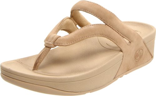 Fitflop Whirl Maple Sugar Size 4