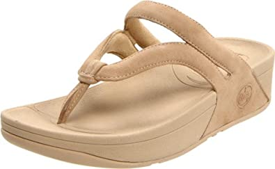 a6799ae5218 FitFlop Women s Whirl Thong Sandal