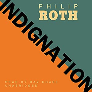 Indignation Audiobook