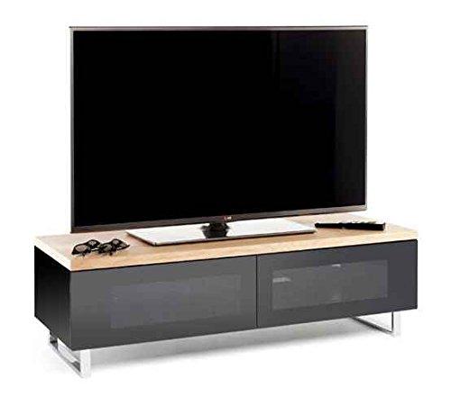 47.24 in. Wide TV Cabinet in Light Oak