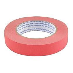 Color Kraft Tape Red