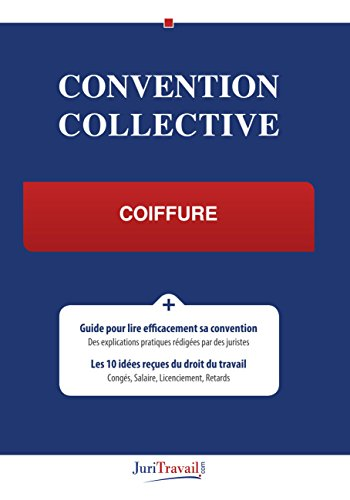 Convention Collective : coiffure