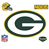 Fathead Green Bay Packers Logo Wall Decal