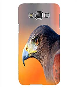 ColourCraft Eagle Look Design Back Case Cover for SAMSUNG GALAXY GRAND MAX G720