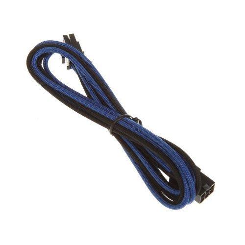 bitfenix-alchemy-6pin-pcie-extension-45cm-sleeved-black-blue-blackbfa-msc-6peg45bkk-rp