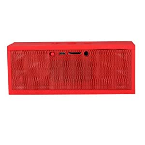 LIMTECH® Portable Wireless Bluetooth Speaker with Built in Speakerphone & 8 hour Rechargeable Battery for iphone 4 5 5S 6 , samsung galaxy s4 note 3 ,mp3 from LIMTECH