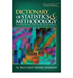 img - for [ { DICTIONARY OF STATISTICS & METHODOLOGY: A NONTECHNICAL GUIDE FOR THE SOCIAL SCIENCES } ] by Vogt, W. Paul (AUTHOR) Mar-08-2011 [ Paperback ] book / textbook / text book