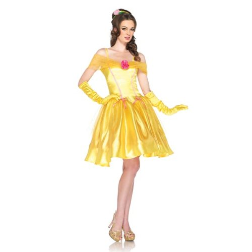 Women's Costume: Princess Belle- Medium