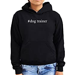 #Dog Trainer Hashtag Women Hoodie