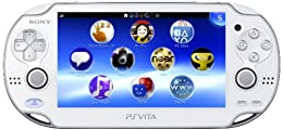 PlayStation Vita Wi‐Fiモデル クリスタル・ホワイト