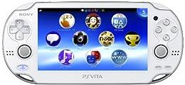 PlayStation VitaWi‐Fiモデル クリスタル・ホワイト