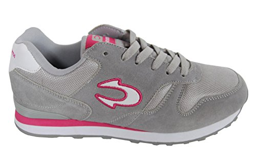 Scarpe sport per Uomo e Donna JOHN SMITH RAW W 15V GRIS CLARO size-map 37