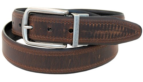 Columbia Men's 35mm Genuine Reversible Belt