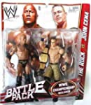 THE ROCK AND JOHN CENA BATTLE PACK WI...