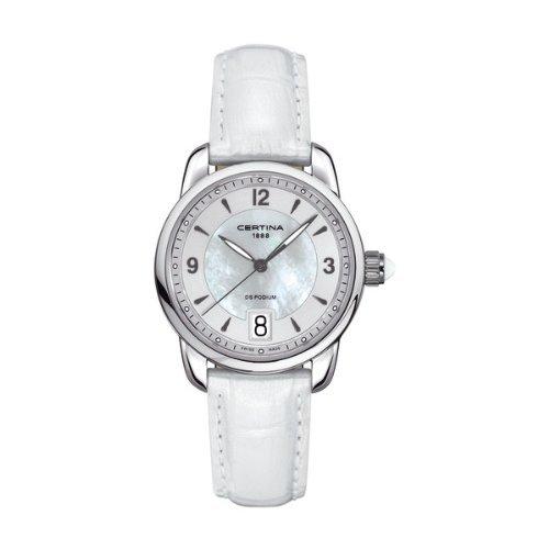 Certina Ladies'Watch XS Analogue Quartz Stainless Steel C025,210,16,117,00