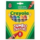 Crayola Jumbo Crayons (52-0389)