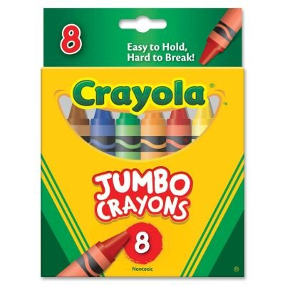 The Assortment Of Crayons front-783314