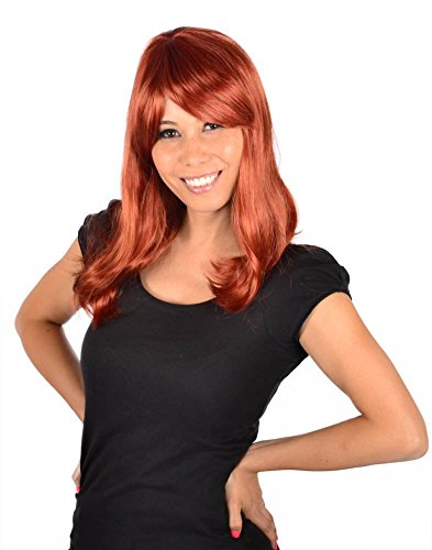 My Costume Wigs Daphne Scooby Doo Wig One Size Fits All
