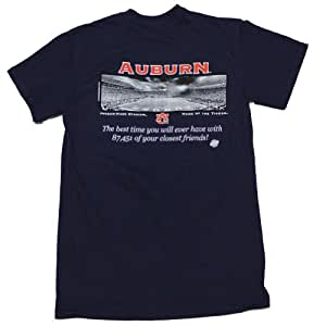 Ncaa auburn tigers football t shirt jordan for Auburn tigers football t shirts