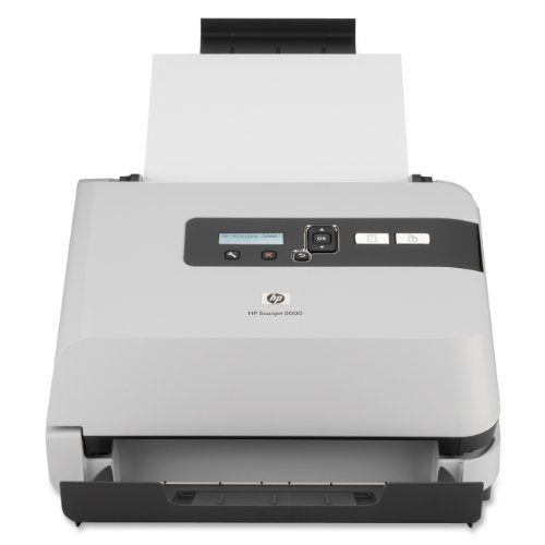 41kQ41oZLpL. SL500  HP Scanjet L2715A#BGJ 5000 Sheet Feed Scanner
