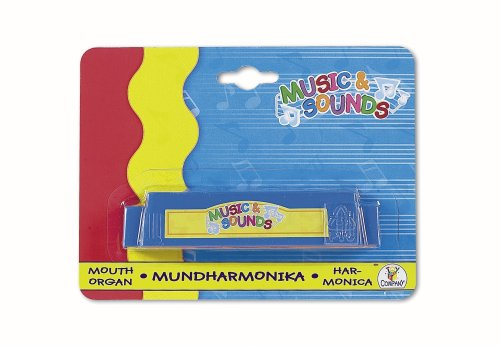 MUSIC & SOUNDS 24344 - Mundharmonika