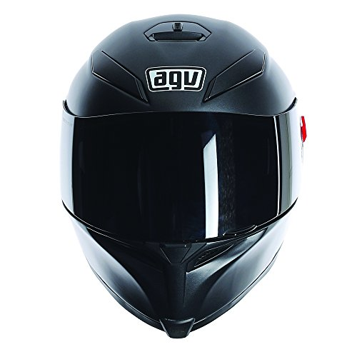 AGV-K5-Sv-Plain-moto-casque-Matt-Black