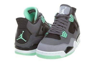 Mens Nike Air Jordan Retro 4 Basketball Shoes by Jordan