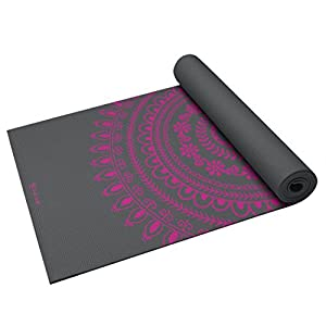 Gaiam Print Yoga Mats (3mm) from Gaiam