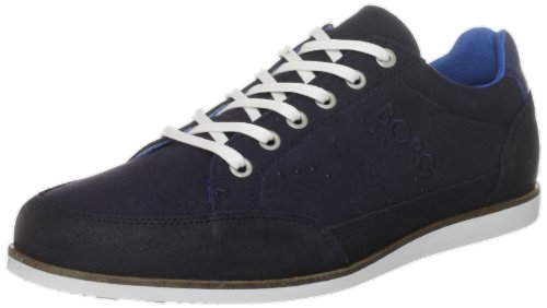 Bjorn Borg Men's Cedric CVS Navy Fashion Trainer 1222 084502 10 UK, 44 EU