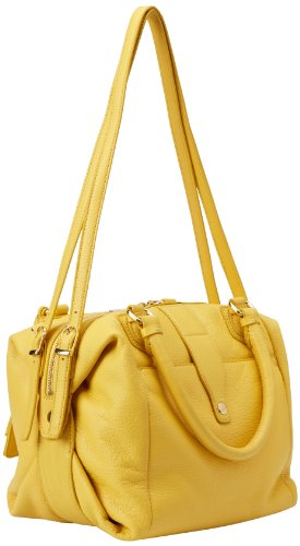 Vince Camuto Jennah Satchel,Sunflower,One Size