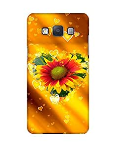 Mobifry Back case cover for Samsung Galaxy A5 Mobile ( Printed design)